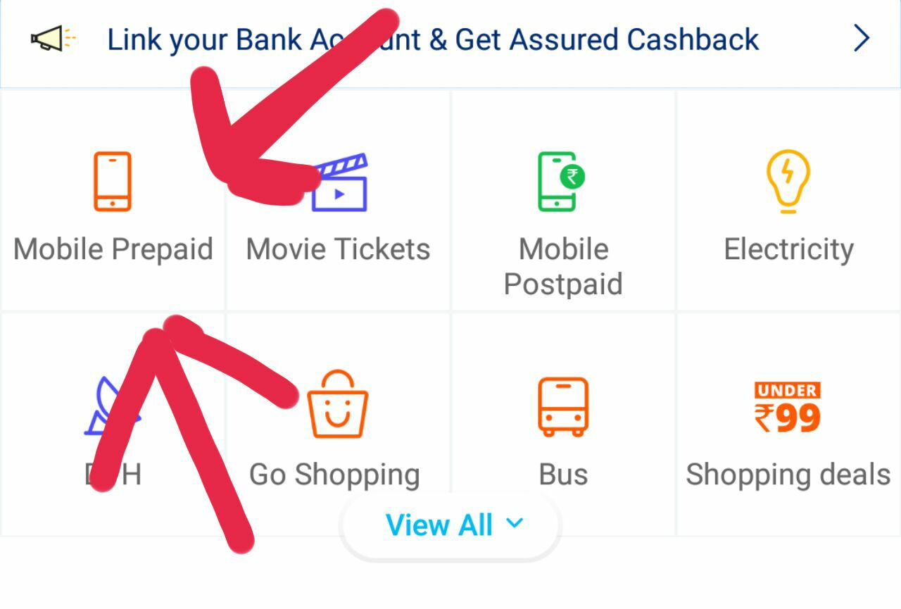 PAYTM UNLIMITED FREE RECHARGE AT 7:47 PM   UNLIMITED PAYTM