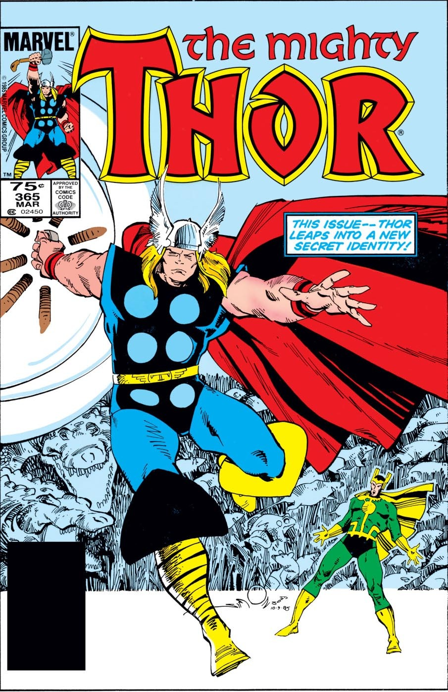 Thor (1966) 365 Page 1