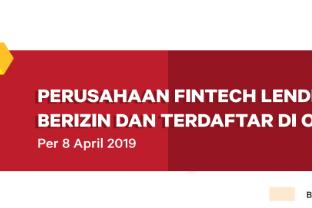 Daftar List Pinjaman Online Resmi dan Legal dari OJK (UPDATE MEI 2019)