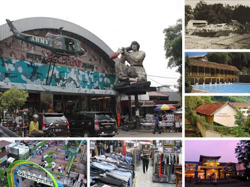 Sejarah Jalan Cihampelas Bandung