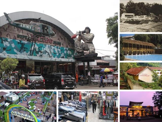 Lebih Dekat Mengenal Kawasan Wisata dan Belanja Jalan Cihampelas