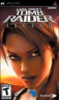 Game Tomb Raider Legend Cso Iso PSP Highly Compressed