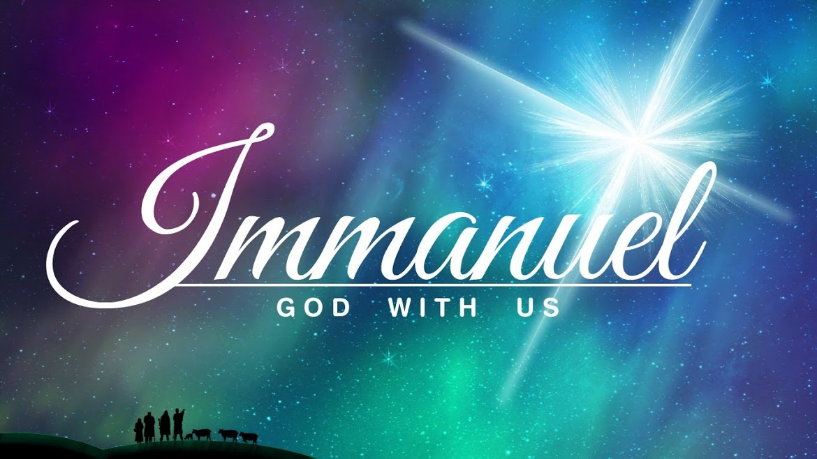"""Immanuel God in Us"""