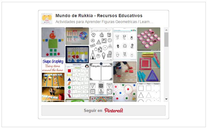 Actividades para Aprender Figuras Geometricas