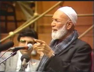 Syekh Ahmed Hussein Deedat
