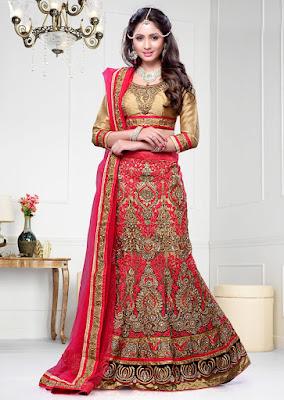 Stunning-indian-bridal-lehenga-choli-designs-that-bride-must-have-5