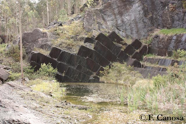 Rutas geológicas por Galicia