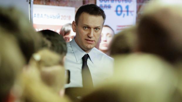 Alexey Navalny é um rosto único na política russa.