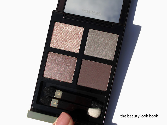 The Beauty Look Book Tom Ford Silvered Topaz Eye Color Quad