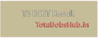 TS ECET Result 2017