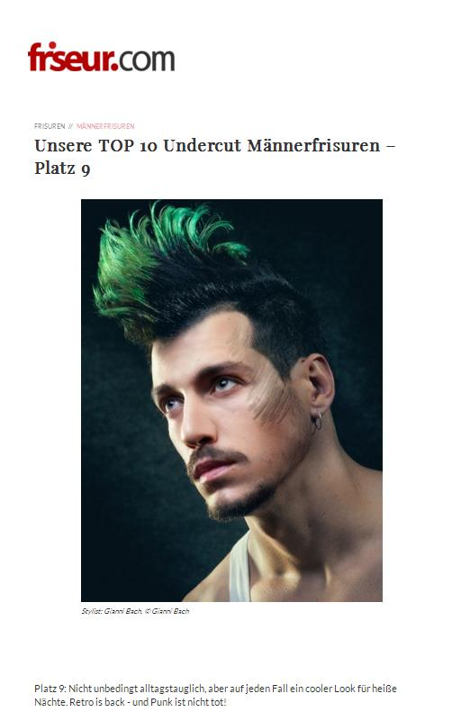 In Friseurcom Germany Definitely A Cool Look For The