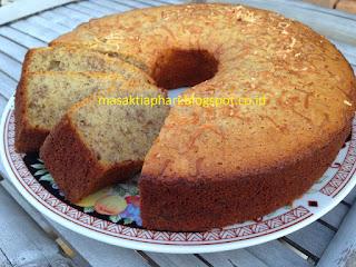 resep cake pisang