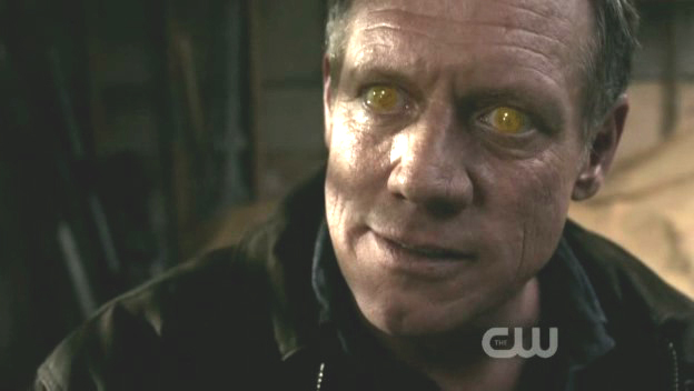 Yellow eyes demon Supernatural