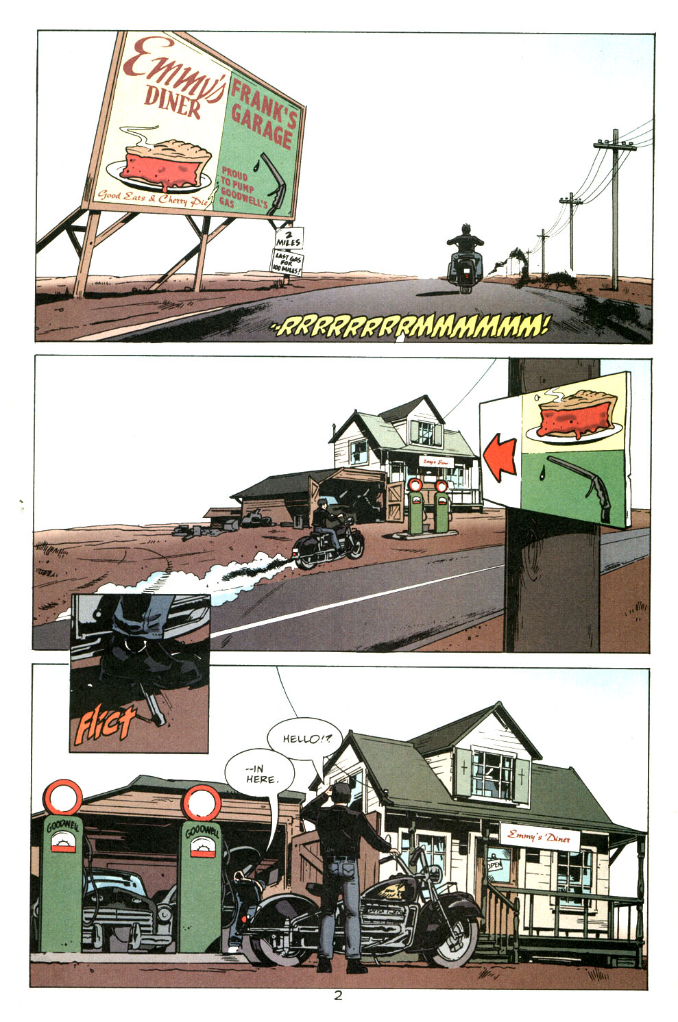 Read online American Century comic -  Issue #9 - 3