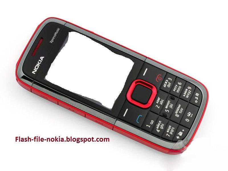 nokia 5130 flash file 9.98