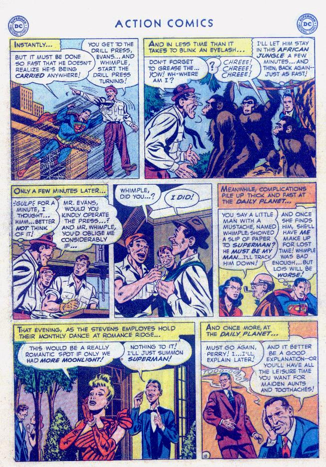 Read online Action Comics (1938) comic -  Issue #159 - 12