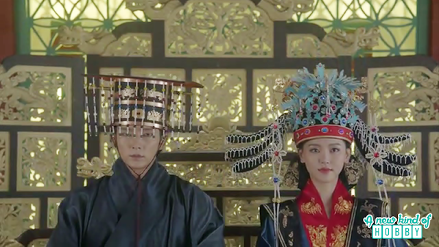 Moon Lovers Scarlet Heart Ryeo - Episode 18 (Eng Sub) - King Wang So Married Yeon Hwa