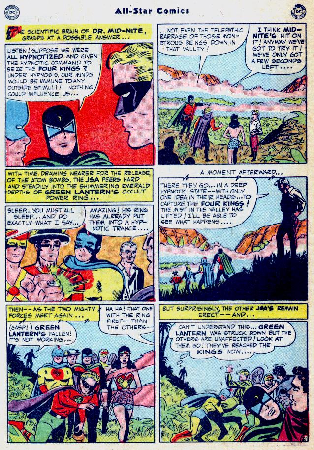 Read online All-Star Comics comic -  Issue #52 - 35