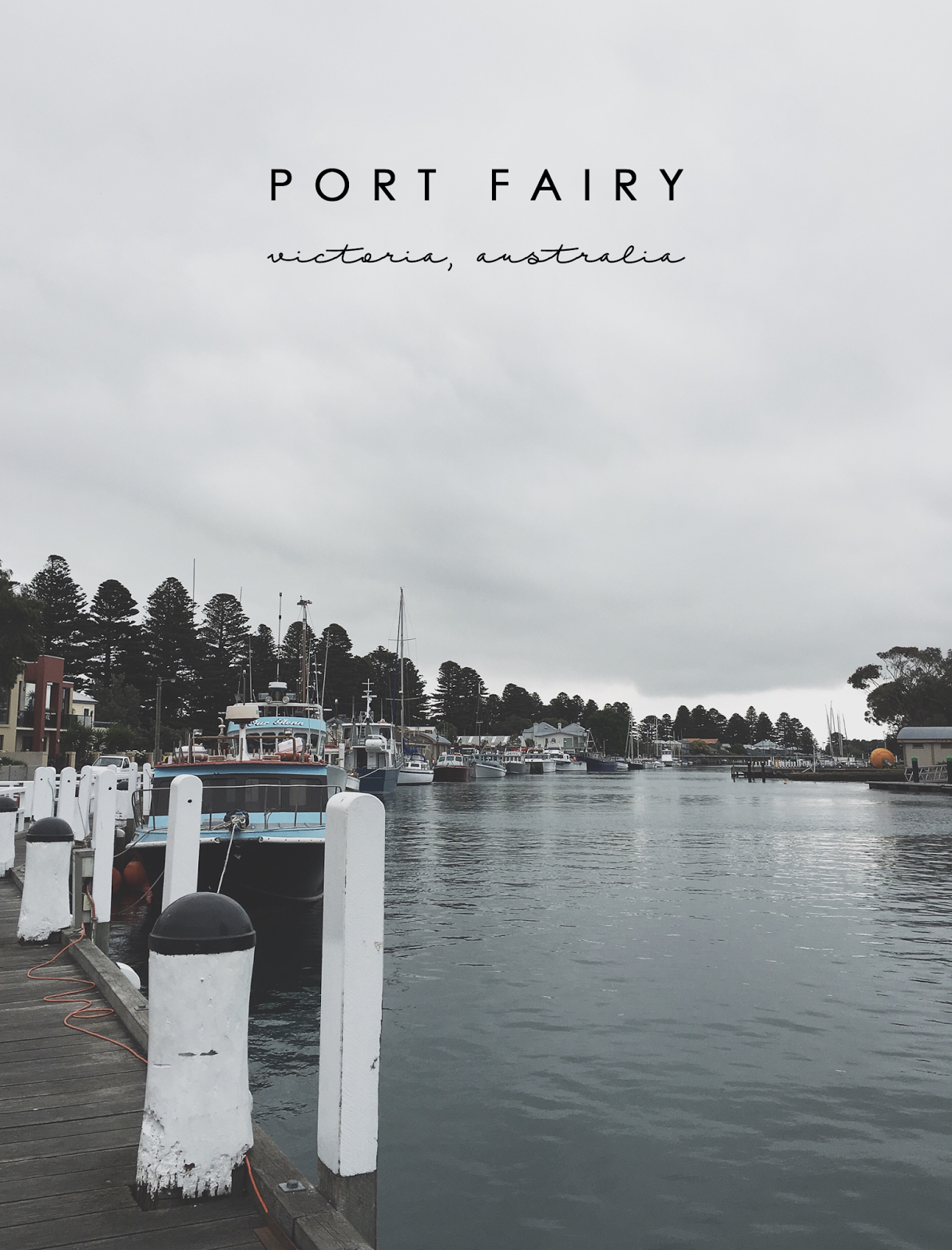 Port Fairy, Australia, Travel, Beach, Bramble and Thorn