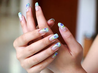 Nail Art Crafted by House Of Dura Skin Care