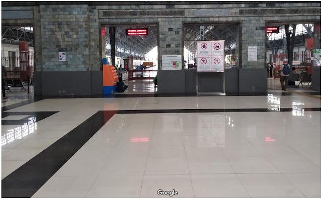 Jadwal KRL Stasiun Tanjung Priok