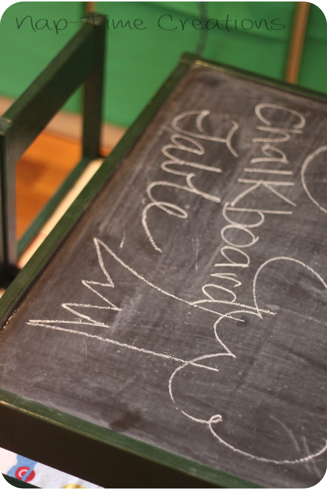 Kids Chalkboard Table Diy For Kids Life Sew Savory