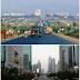 Jom Lihat Perubahan Bandar-Bandar Terkenal Dulu Dan Kini