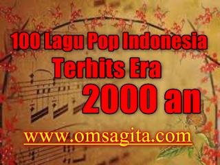100 Lagu Pop Indonesia Era 2000an Mp3 Terbaik Sepanjang Masa