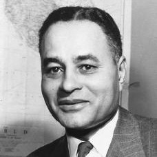 what is ralph bunche famous for