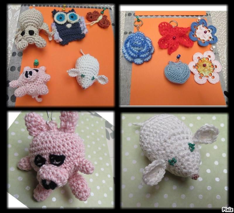 Bienvenue Chez Crochetou Les Poupees Au Crochet Et Au