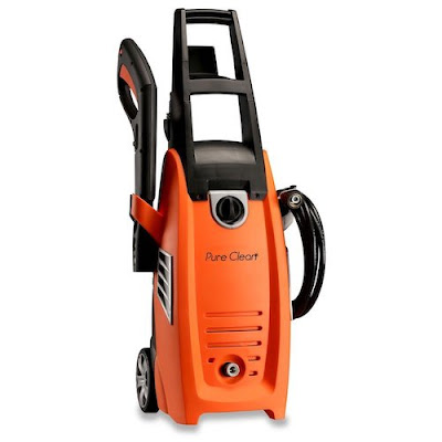 Electric Pressure Washer: SereneLife Pure Clean