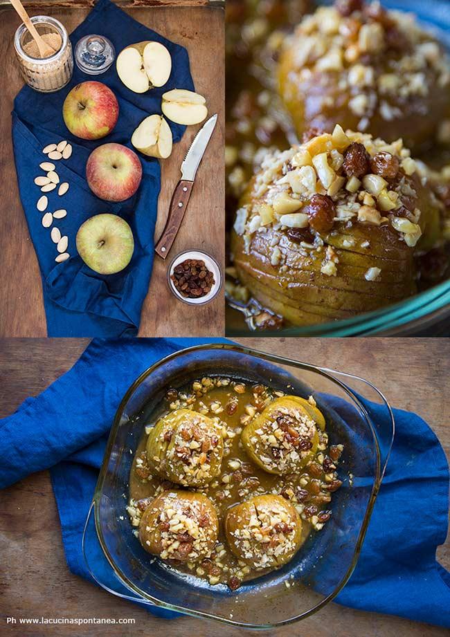 Mele hasselback ricetta delle mele al forno