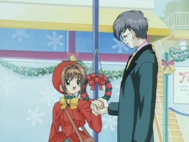 Card Captor Sakura Le Noël de Sakura