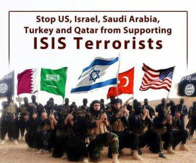 The Jewish Wars: 'ISIS' is JEWISH TERRORISM: The JEW WAR LOBBY