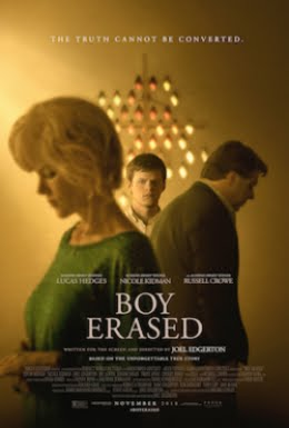 Crítica Recente (Boy Erased)