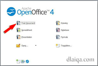 Open Office Writer 4.1.3