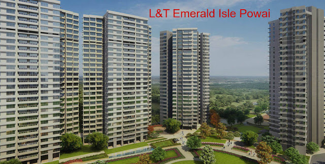 L&T Emerald Isle Powai Mumbai Project amenities and overview
