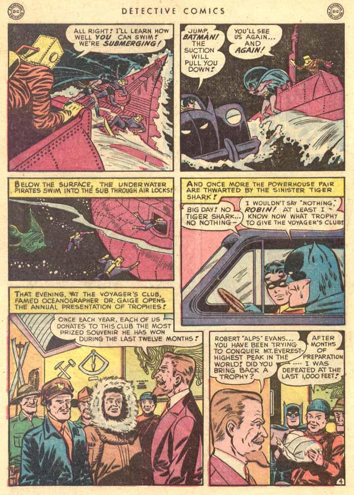 Read online Detective Comics (1937) comic -  Issue #147 - 6