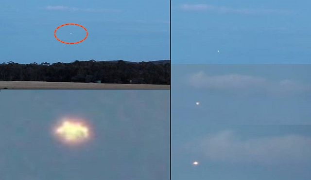UFO News ~ Strange light hovering in the sky over Victoria, Australia  plus MORE Light%2Bbeing%2Bsky%2Baustralia%2Bvictoria