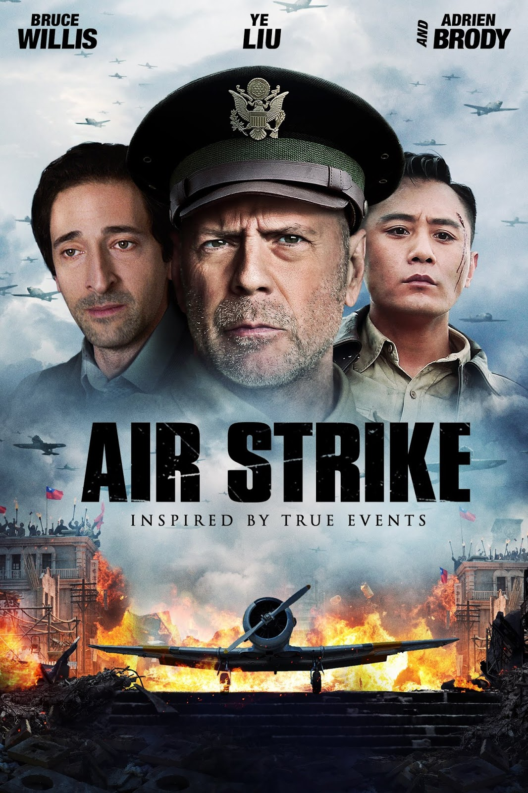 Xem Phim Đại Oanh Tạc - Air Strike