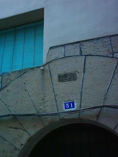 Calle Palacio 31, Moncho, Ramón Guimerá Lorente, Tomaset, Casa Tomás, enfrente horno Caballé, foto 2