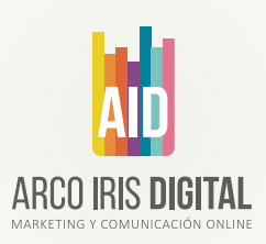 Arcoiris Digital, logo
