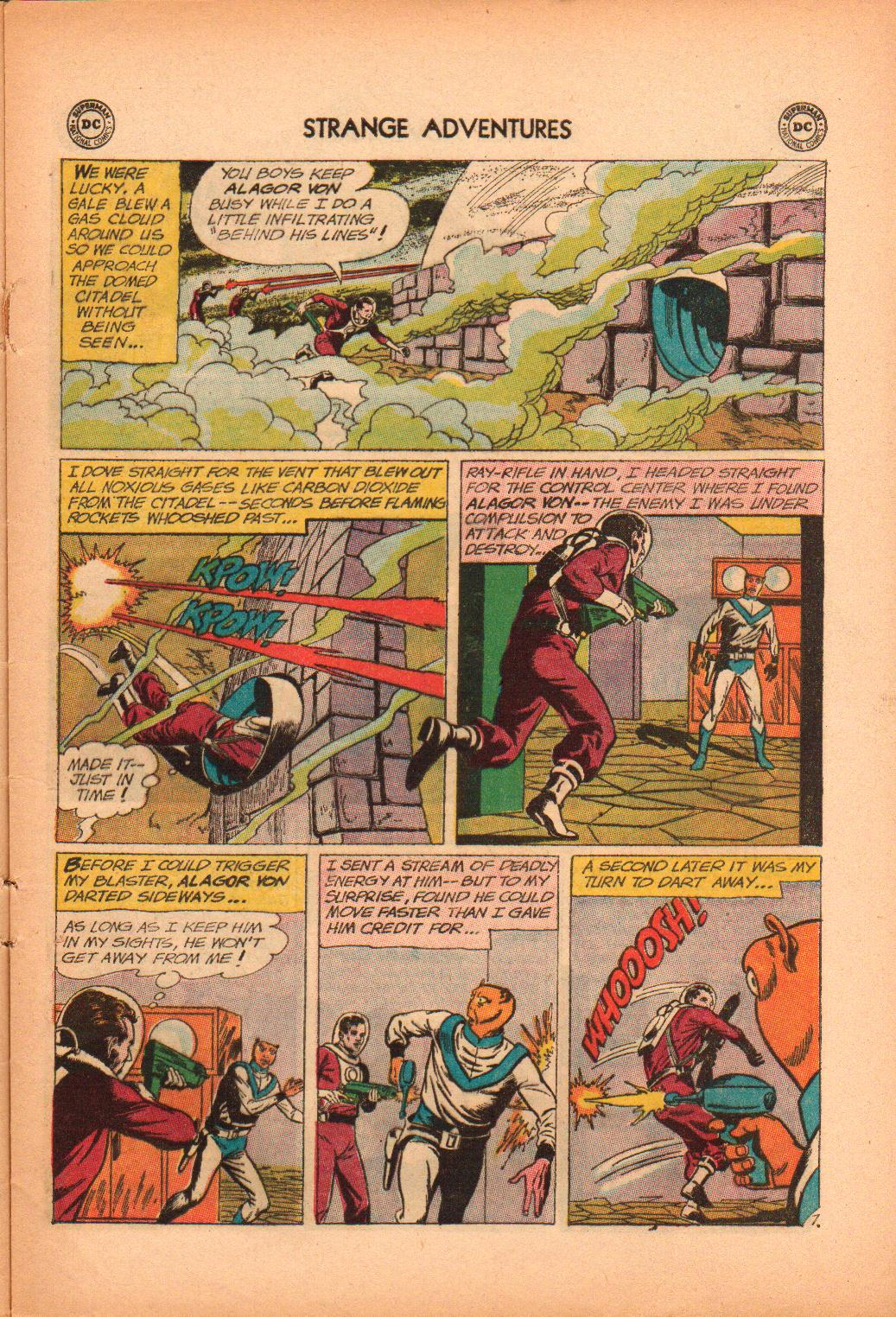 Strange Adventures (1950) issue 156 - Page 9