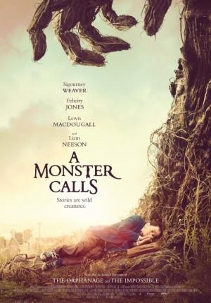 Film A Monster Calls (2016) Full Movie