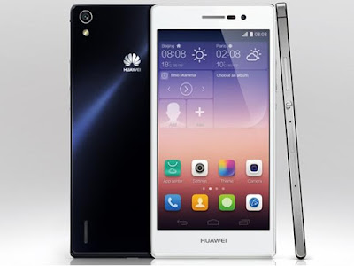Huawei Ascend P7 Sapphire Edition Specifications - Inetversal