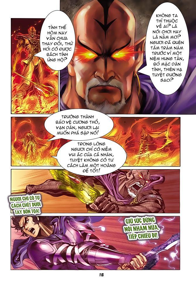 Đại Đường Uy Long chapter 64 trang 15