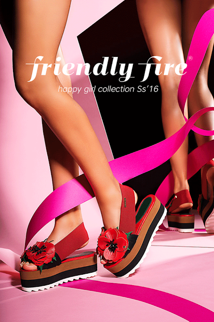 Nova marca de sapatos portugueses - Friendly Fire SS16