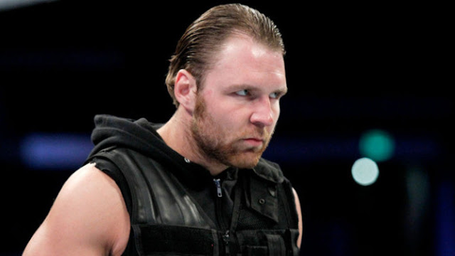 Dean Ambrose Royal Rumble 2016