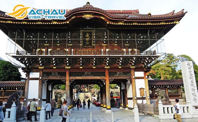 chua Naritasan Shinshoji 1