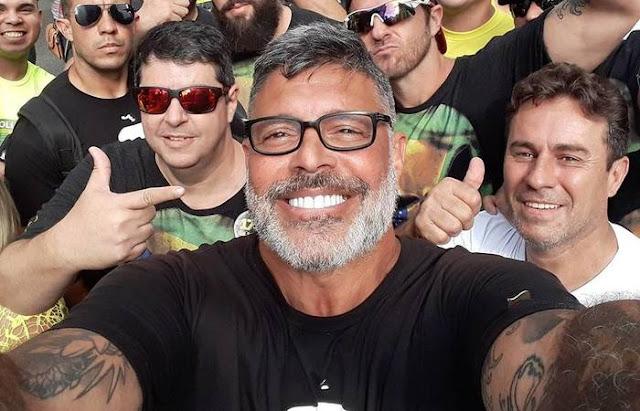 Alexandre Frota é eleito deputado pelo estado de São Paulo